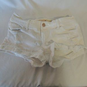 Hollister Jean bootie shorts womens size 1